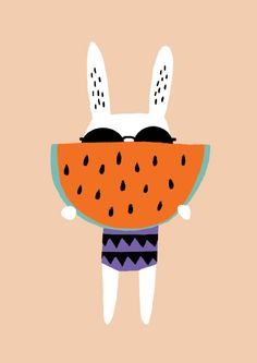 Becky Baur - Watermelon