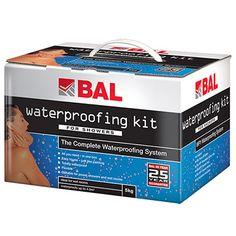BAL WP1 Waterproofing Kit £51