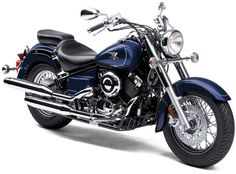 "Maybe it's because spring is in the air, but I am reconsidering my ""no interest in motorcycles"" policy. - Yamaha V Star Classic,"