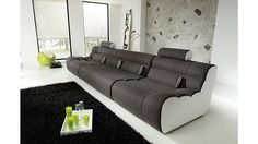 "Big Sofa ""Kuba"" #Couch"