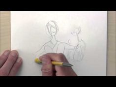Yes and Amen Blog: art of spring...open house week sketching with Junelle Jacobsen
