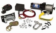 ATV Winches - Superwinch 1120210 LT2000 12-Volt ATV Winch (2,000 lb Capacity)