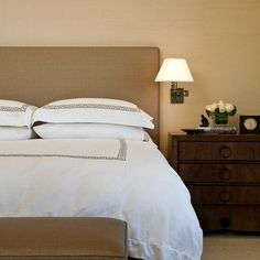 Upholstered Headboard Design Ideas, Pictures, Remodel, and Decor - page 17