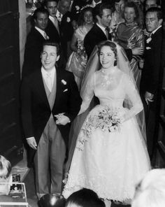 Tony Walton and Julie Andrews married in 1959