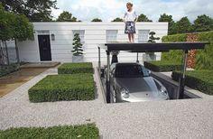 Zijn dit de mooiste garages ter wereld?
