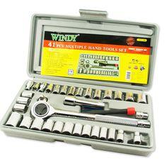 แนะนำสินค้า WINDY ชุดปะแจบล็อก 41 ชิ้น+ เครื่องมือ (พร้อมกล่องพลาสติกกันกระแทก) ☃ ซื้อเลยตอนนี้ WINDY ชุดปะแจบล็อก 41 ชิ้น  เครื่องมือ (พร้อมกล่องพลาสติกกันกระแทก) ใกล้จะหมด   seller centerWINDY ชุดปะแจบล็อก 41 ชิ้น  เครื่องมือ (พร้อมกล่องพลาสติกกันกระแทก)  รับส่วนลด คลิ๊ก : http://buy.do0.us/ye7940    คุณกำลังต้องการ WINDY ชุดปะแจบล็อก 41 ชิ้น  เครื่องมือ (พร้อมกล่องพลาสติกกันกระแทก) เพื่อช่วยแก้ไขปัญหา อยูใช่หรือไม่ ถ้าใช่คุณมาถูกที่แล้ว เรามีการแนะนำสินค้า พร้อมแนะแหล่งซื้อ WINDY…