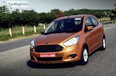 New Ford Figo Test Drive Review - Fida Again!