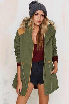 Dakota+Faux+Fur+Anorak+|+Shop+Clothes+at+Nasty+Gal!