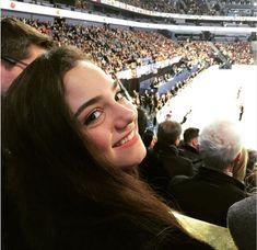 Evgenia Medvedeva Ice Skating, Figure Skating, Medvedeva, Ice Ice Baby, Hanyu Yuzuru, Veronica, Olympics, Skate, Athlete