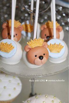 Batizado | Ursinho  baptism decoration // party decorations ideas // little bear
