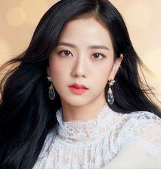 Blackpink Jisoo, K Pop, South Korean Girls, Korean Girl Groups, Black Pink ジス, Dark Blue, Blackpink Members, Wattpad, Ji Soo