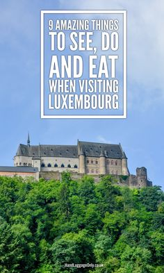 9 Amazing Things To See, Do And Eat When Visiting Luxembourg Landscape Photography Tips, Landscape Photos, Scenic Photography, Night Photography, Food Photography, Luxembourg, Travel Advice, Travel Guides, Travel Tips
