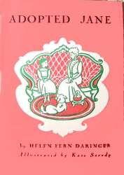 Adopted Jane by Helen Fern Daringer