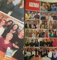 Revista Caras - Lançamento livro Mulheres Escritoras no Mundo - Livraria Cultura