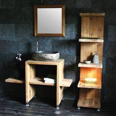 Baños de estilo Moderno por SPA Ambiente