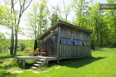 The William Brown Cabin in Hankins from $250 per night