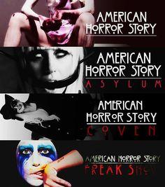 American Gaga Horror Story