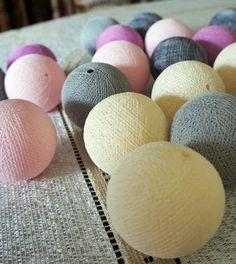 #cottonovelove.pl #cottonballlights
