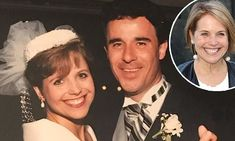 Katie Couric paid tribute to her late husband, Jay Monahan, on Monday on what would have been their anniversary. The former TODAY show host shared a heartfelt message. Today Show Hosts, Katie Couric, 30th Anniversary, Healthy Lifestyle, Husband, Healthy Living