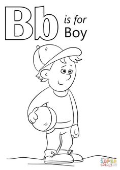Letter C is for Carrot coloring page from Letter C