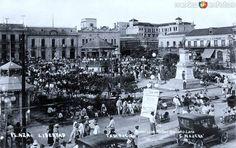 Plaza Libertad.  #Tampico #Tamaulipas #Mexico #TampicoAntiguo #Photography #Pic #Picture #Foto #Fotografia #NewStuff #CosasNuevas #Interesting #Interesante #FotoDelDia  ========================   Rolando De La Garza Kohrs  http://About.Me/Rogako  ========================