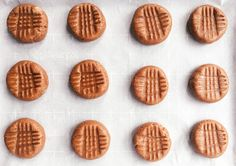 Super easy, 3-ingredient Peanut Butter Cookies are the perfect sweet treat that taste delicious AND support organic coconut farmers!