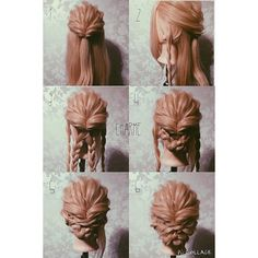 Hair arrange ~昨日の解説~  1.画像のようにブロッキングをとってくるりんぱして先に崩します。  2.両サイドをロープ編みします。  3.くるりんぱした毛先と下の垂れてる毛を2等分して三つ編みをします。  4.右の三つ編みの所は左の耳下にピニングします。左は右の耳下です。  5.ロープ編みした所も4と同様にピニングします。  6.崩して完成です☆彡.。 サイドをしっかり崩す事でバランスが良くなるので崩しすぎない様に気おつけながらできるだけ大きく崩して下さい(^^) #Hairarrange#ヘアアレンジ#アレンジ#ヘアメイク#メイク#ヘアセット#セット#スタイル#アップ#編み込み#ロープ編み#三つ編み#四つ編み#波ウェーブ#シニヨン#リボン#アレンジ解説#アレンジやり方#くるりんぱ#かわいい#オシャレ#山梨#甲府#美容#美容院#美容師#CHARME#河西#わさお