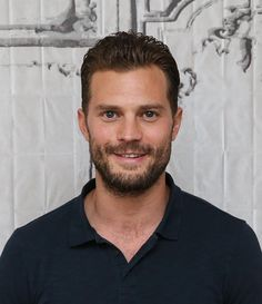 """""""Being from Northern Ireland, I'm programmed to enjoy stories, so I find it sexy if a woman can tell a funny story"""" Hugo Boss, Fallen Tv Series, Calvin Klein, Black Cab, Cab Driver, Fifty Shades Of Grey, 50 Shades, Jaime Dornan, Mr Grey"""