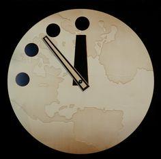 DOOMSDAY CLOCK #atomicbomb #doomsdayclock