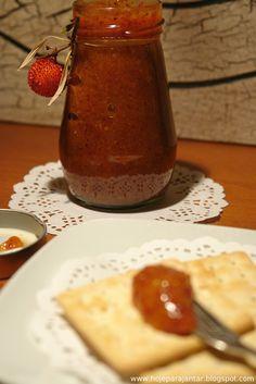 arbutus berries jam