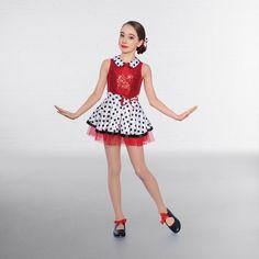f979beff85f 1st Position Dotty Collar Sequin Glitz Dress dazzle-dancewear.co.uk Sequin  Tank. Dazzle Dancewear Ltd