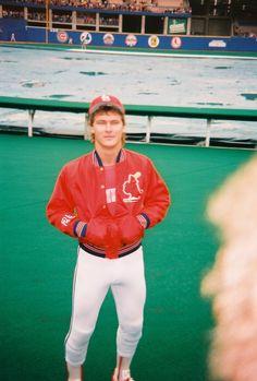 Tommy Herr in 1984.