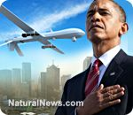 Obama plans to use military drones against American journalists, freedom activists and critics of government