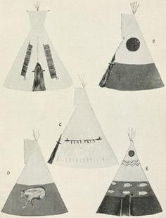 Plains Indians. Unit Study & Lapbook. Free Plains Indians lapbook and unit study for homeschooled kids. Hands-on activities about Plains Indians.