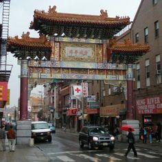 Chinatown, Philadelphia.