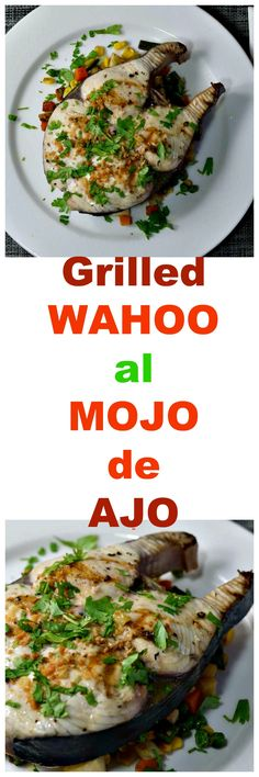 Mojo de Ajo really means bathed in garlic butter when you get right down to it…