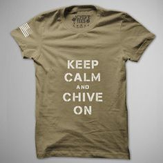 Military KCCO t-shirt perfect for under ACUs! | theCHIVERY