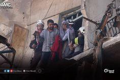 أحداث اليوم  #أورينت #سوريا #حلب #دوما  #حريق_العصرونية