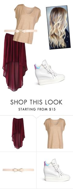 """Violetta Style"" by idapolyvore ❤ liked on Polyvore featuring Comptoir Des Cotonniers, River Island and Ash"