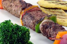 Miss Patty's Filet Mignon with Vegetable Kebabs  Lean, indulgent slices of filet mignon and crisp, hearty vegetables join with Miss Patty's extraordinary Fusions to create tender, flavorful kebabs that give new meaning to experiencing thrills on the grill. Bring a new level of class and appeal to your outdoor gatherings with this enticing dish that is sure to impress and delight your family, friends, and guests. Visit www.misspattysspices.com for this recipe, time saving cooking tips, and…