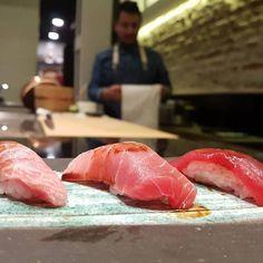 Once sitios con buen sushi en los que no te arruinarás   El Comidista EL PAÍS