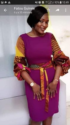 african fashion ankara Beautiful Latest Ankara Styles: check out 25 Beautiful and Trending Ankara styles for Slay Queen African Dresses For Kids, Latest African Fashion Dresses, African Dresses For Women, African Attire, African Print Fashion, Ankara Fashion, Africa Fashion, African Prints, African Fabric