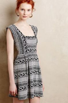 Plenty by Tracy Reese Praslin Petite Dress  #anthrofave #anthropologie