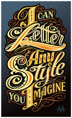 ✍ Sensual Calligraphy Scripts ✍ initials, typography styles and calligraphic art - CUSTOM LETTERS, BEST OF 2010, DAY 1 — LetterCult