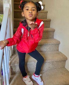 Little Girl Swag, Baby Boy Swag, Cute Little Girls, Cute Baby Girl, Baby Girls, Cute Black Babies, Beautiful Black Babies, Adorable Babies, Beautiful Children