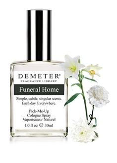 Inappropriate- right? $39.50 Demeter Funeral Home Cologne