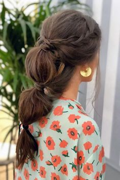 Cool And Must-Have Summer Hairstyles For Women; Must-Have Summer Hairstyles; Summer Hairstyles For Women; Valentine's Day Hairstyles, Box Braids Hairstyles, Pretty Hairstyles, Popular Hairstyles, Everyday Hairstyles, Formal Hairstyles, Hairstyle Ideas, Simple Hairstyles, Braids Long Hair