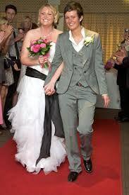 butch wedding attire - Google Search