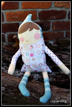 softie doll tutorial