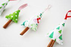 lu loves handmade: Christmas DIYs and Decor Inspiration